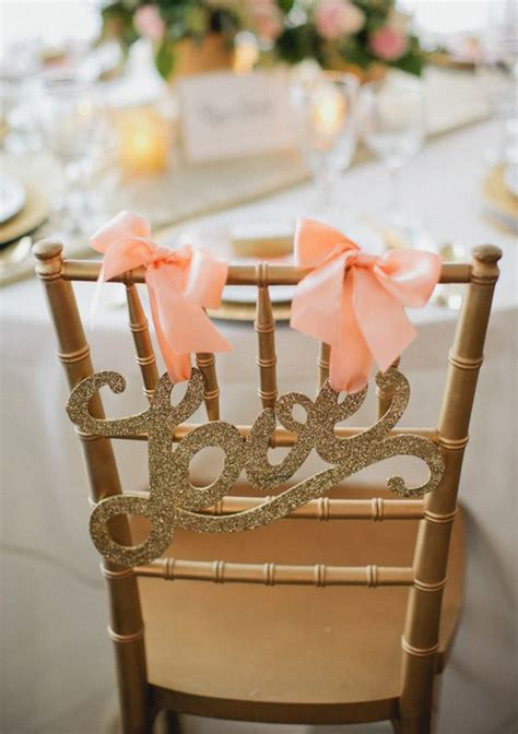 Kitchen Top Designs 11 diy chair designs for the bride and groom