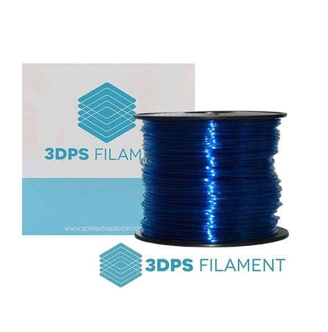 Filament 3d Printer 3dps trial glass blue pc polycarbonate 1 75mm 3d printer