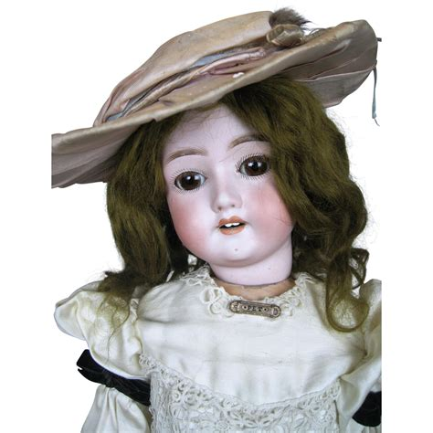 bisque doll heads antique antique german bisque doll so sweet from