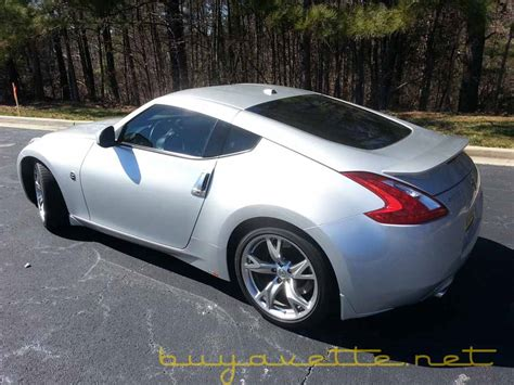 370z 2009 for sale 2009 nissan 370z touring for sale