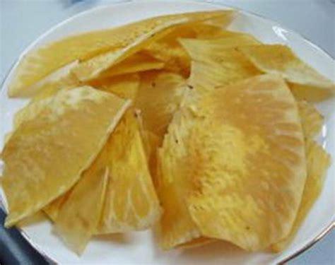 Cripik Talas Makanan Ringan keripik sukun buah tangan khas kepulauan seribu