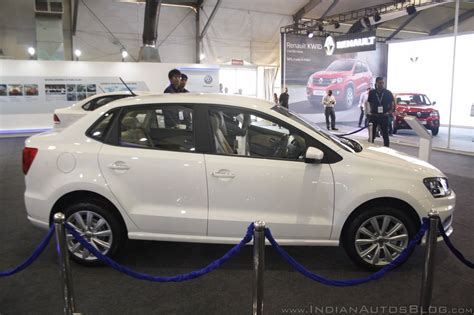 volkswagen ameo price vw ameo side at the make in india event