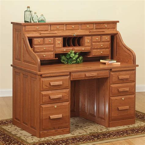 roll top office desk roll top desks for home office roll top desks for home