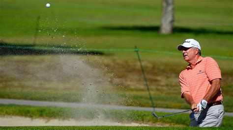 jay haas golf swing jay haas 62 shoots 8 under 63 for 5 stroke lead in