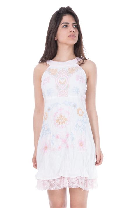 Mini Dress Lissa desigual summer styles on sale south vacation