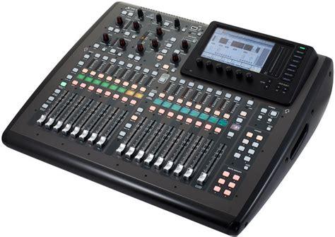 Mixer Digital Behringer X32 Compact behringer x32 compact thomann uk