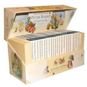 rabbit collection world of rabbit collection 23 books box gift set beatrix potter boxset ebay