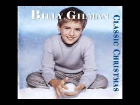 billy gilman rockin around the christmas tree youtube