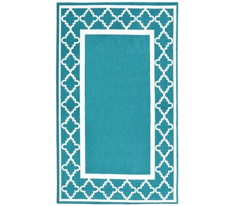Teal Moroccan Rug simple decor moroccan frame college rug teal and