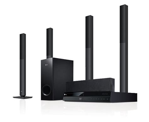 home theatre systems surround sound dh6520t lg