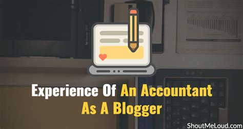 how blogging changed my as an accountant