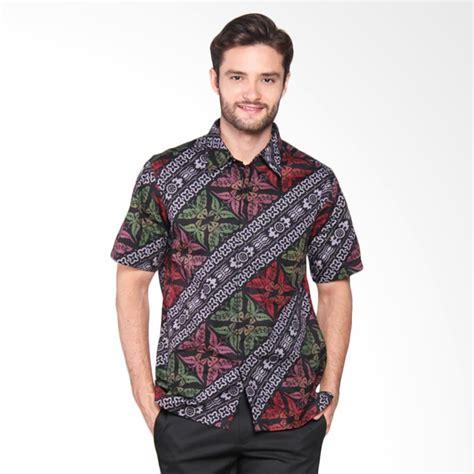 Hem Batik Pria Wajik Hitam jual arjunaweda hem kupu seno gradasi batik pria hitam 53068037 harga kualitas