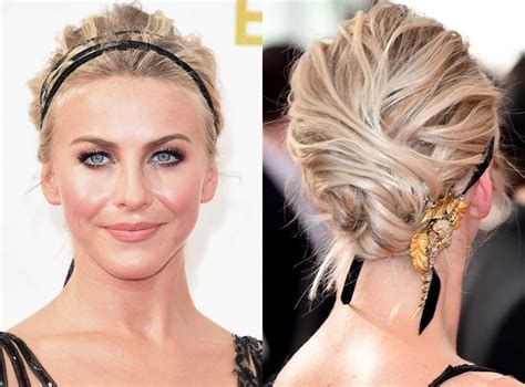 julianne hough hairstyles riwana capri julianne hough from best beauty at the 2015 emmys capri
