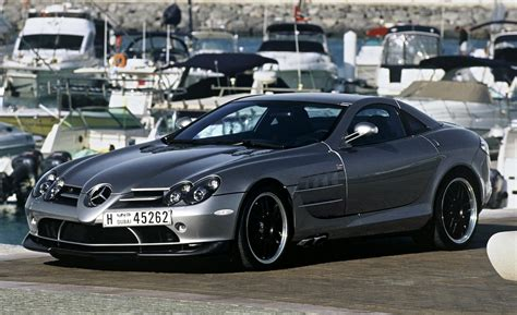 Mercedes Benz SLR McLaren 722 technical details, history, photos on Better Parts LTD