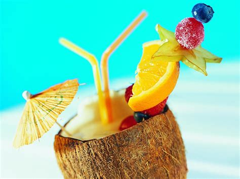 tropical drink summer tropical drink wallpapers summer wallpapers