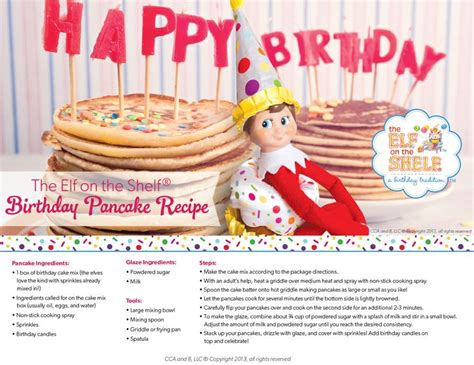 printable birthday card from elf on the shelf 78 images about happy birthday from the elf on the shelf