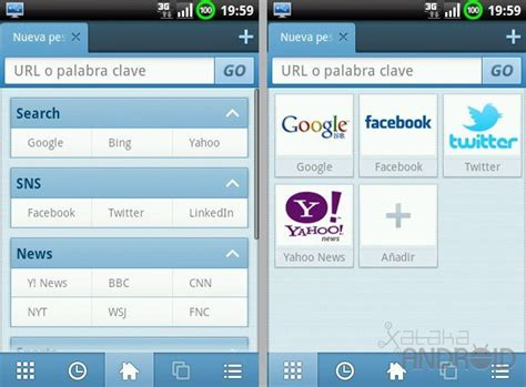maxthon for mobile navegadores en android maxthon mobile