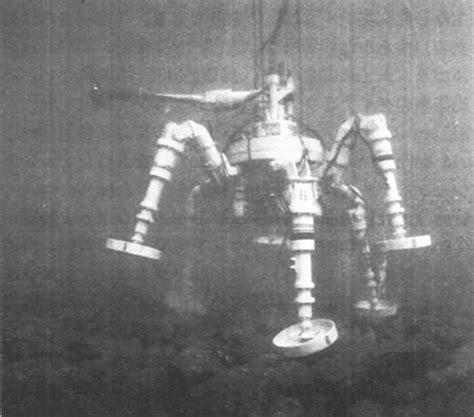 Tv Aqua Japan 1985 quot aquarobot quot aquatic walking robot japanese cyberneticzoo