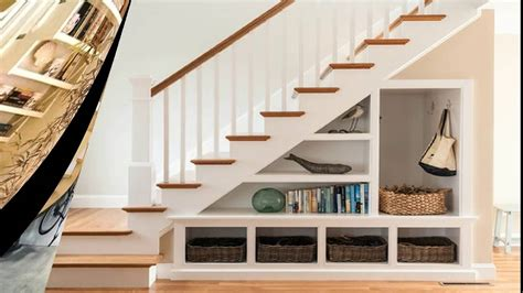 Room Stairs Design Stairs Space Design Ideas Understair Bookcase And Display Room Ideas