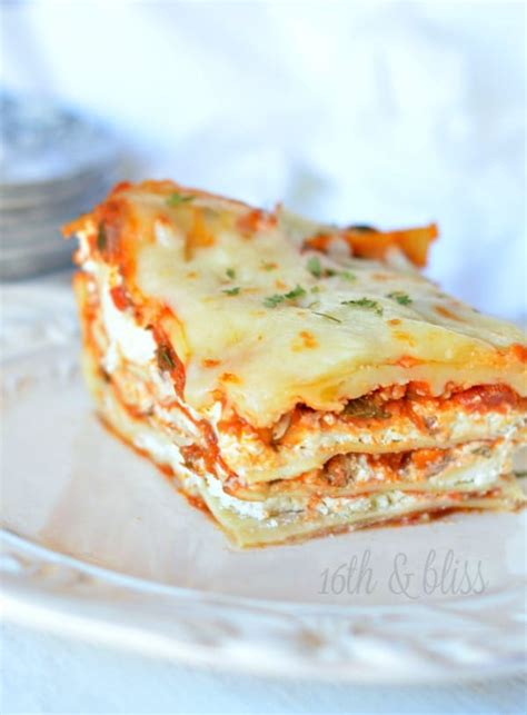 how to make lasagna with cottage cheese cheese lasagna
