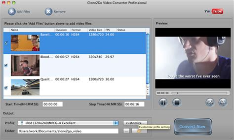 youtube video format quicktime how to convert a quicktime video to imovie