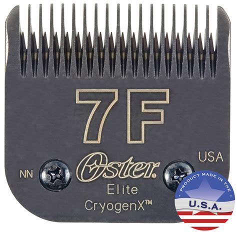 elite cryogenics oster 7f elite cryogenx blade