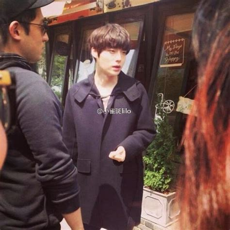 Wedding Bible Ahn Jae Hyun by Ahn Jae Hyun Indonesia 140428 Ahn Jae Hyun Was Shooting