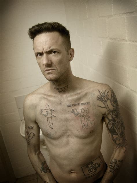 die antwoord tattoos b murphy poked tattoos on die antwoord
