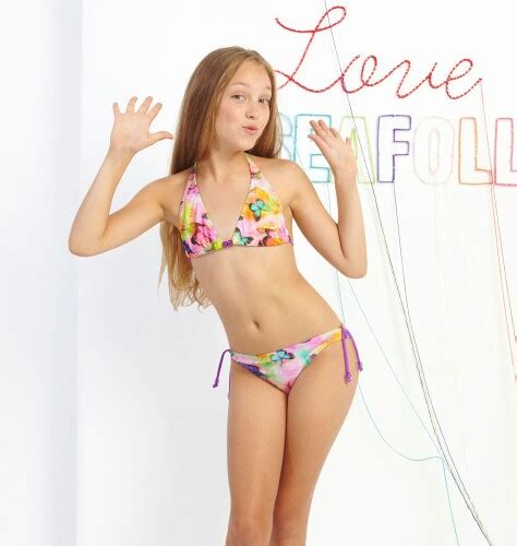 young little girl models bikinis kids bikini teen girls hot pinterest
