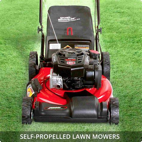 Lawn Mower lawn mowers push mowers sears