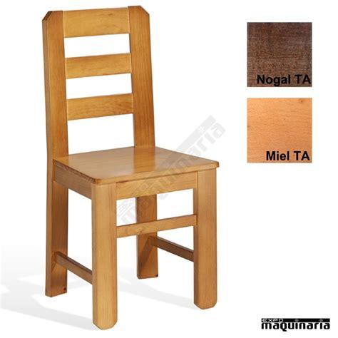 silla madera cafeteria  pino macizo barnizada ta toscana