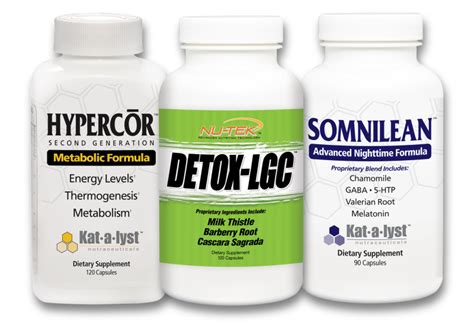 Nu Tek Detox Lgc by Weight Loss Stack 3 Nutrishop Ta
