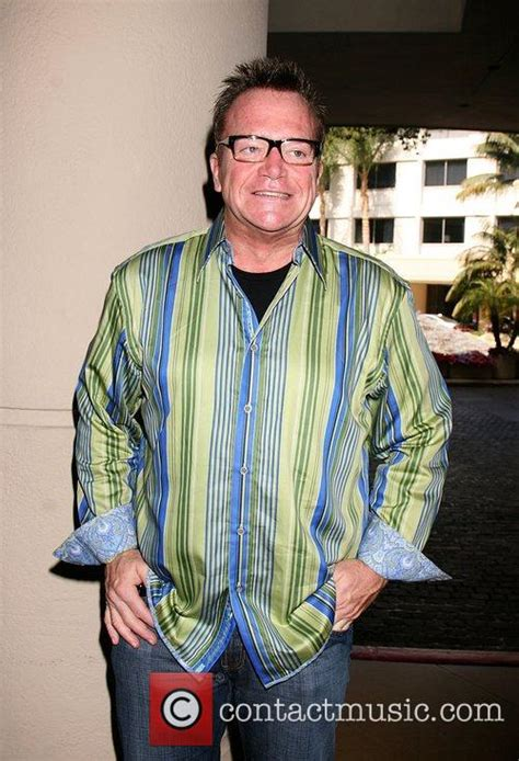 tom arnold channel 4 arriving at the hallmark channel presentation at the tv