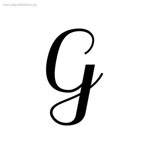 Pics For > Fancy Letter G
