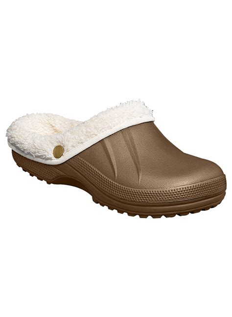 Fleece Lined s fleece lined clogs carolwrightgifts