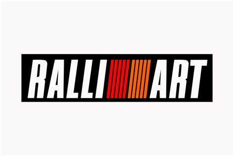 Ralliart Logo Logo Share