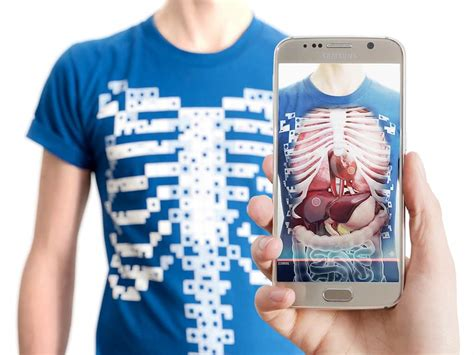 Home Design Shows Nyc by An Augmented Reality T Shirt Virtuali Tee Digital Bodies