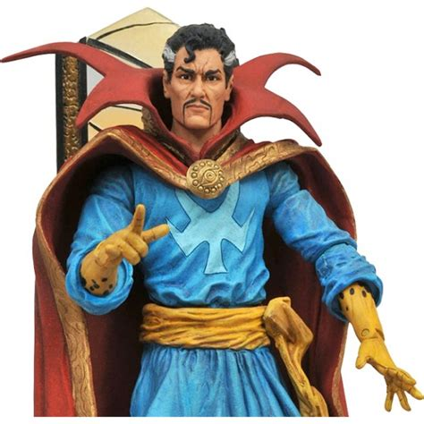 Stock Akhir Figure Doctor Strange marvel select dr strange doctor 241 o figure