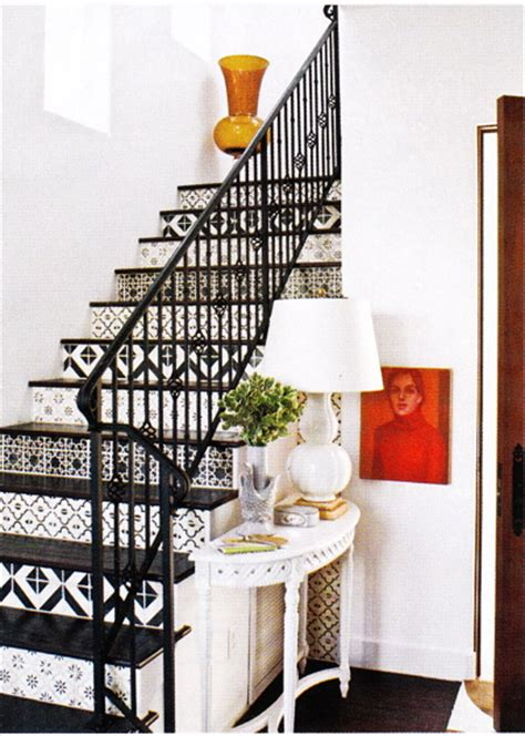 dime piastrelle decor on a dime inspirations for my painted staircase