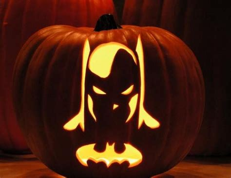 batman pumpkin template batman pumpkin carving design