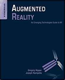 the book of augmented reality survival manual books augmented reality an emerging technologies guide to ar