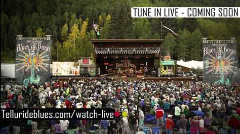 phish couch tour live stream webcast telluride blues brews festival sets couch tour