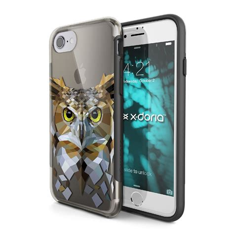 Iphone 7 Plus X Doria Revel Bumper Armor Soft Keren x doria revel iphone 7 primegad