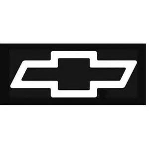 chevy bowtie 32 inches vinyl sticker decal auto