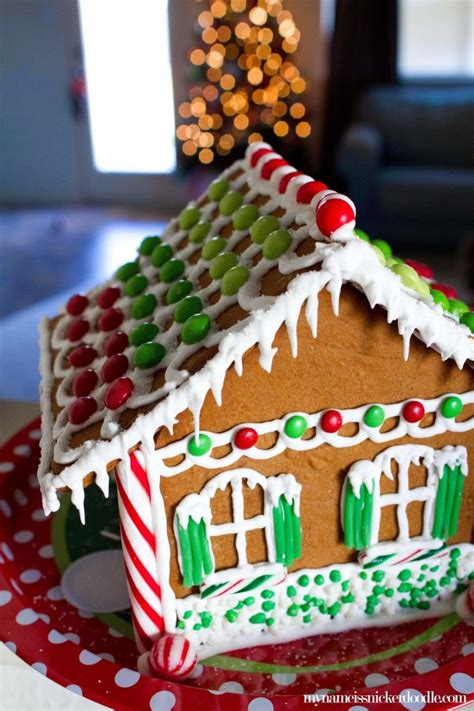 christmas gingerbread house stress free tips for making a christmas gingerbread house