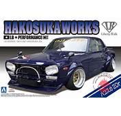 124 LB Works Hakosuka 2Dr Skyline  AOS 011492 Aoshima