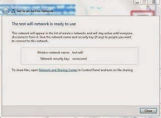 cara membuat jaringan wifi hotspot dengan windows 7 cara membuat jaringan wifi hotspot adhoc di laptop