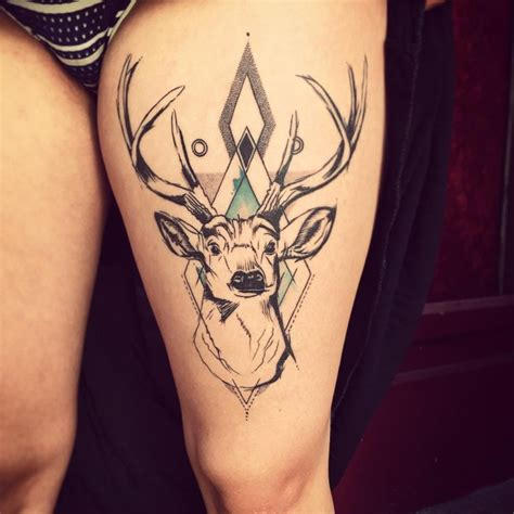 tattoo meaning deer 65 nobel deer tattoo meaning and designs express your
