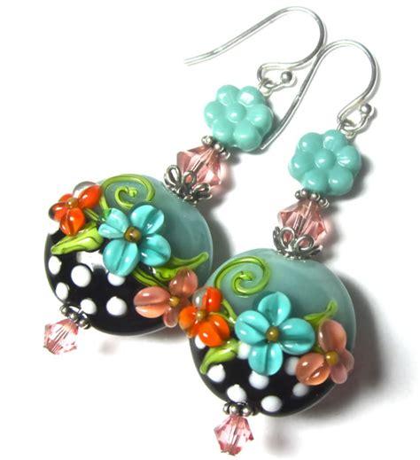 Handmade Artisan Earrings - lwork earrings handmade artisan lwork by