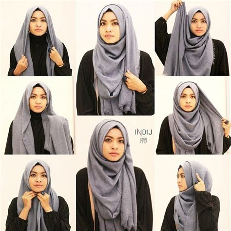 tutorial hijab ega d academy best 25 hijab ideas ideas on pinterest hijab tutorial